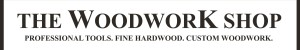 Woodwork Shop Logo
